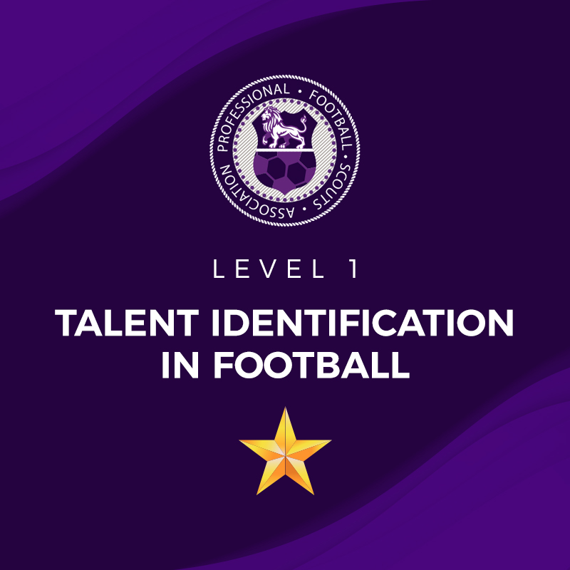 PFSA Level 1 Talent ID